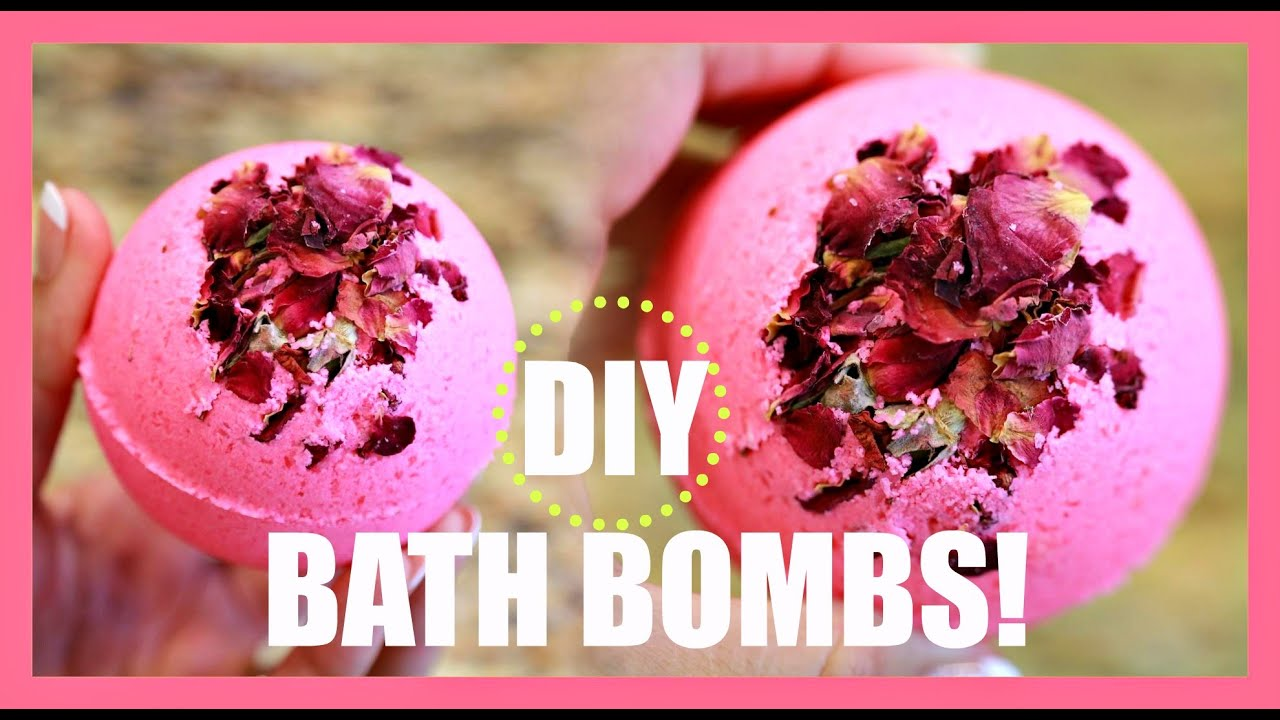 Diy bath bomb youtube solutioingenieria Choice Image