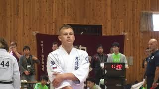 1-й Российский Чемпион Мира по Айкидо - Поединки 2017 - Щепихин Дмитрий Алексеевич