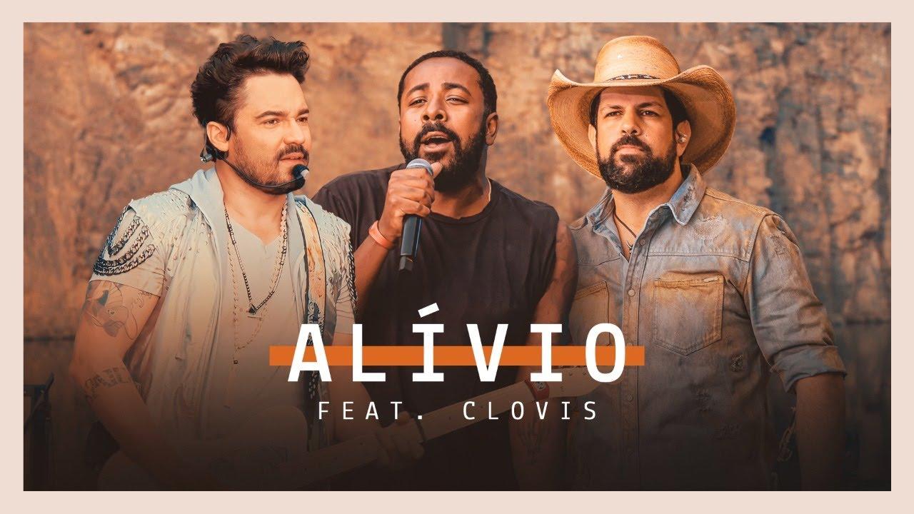 Fernando & Sorocaba - Alívio feat. Clóvis Pinho (Clipe Oficial)