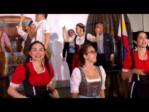 79th Oktoberfest at Sofitel Philippine Plaza Manila - Kick-off