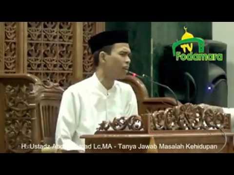 Mana yang benar Insha Allah atau Insya Allah - Ustadz Abdul Somad Lc.,MA
