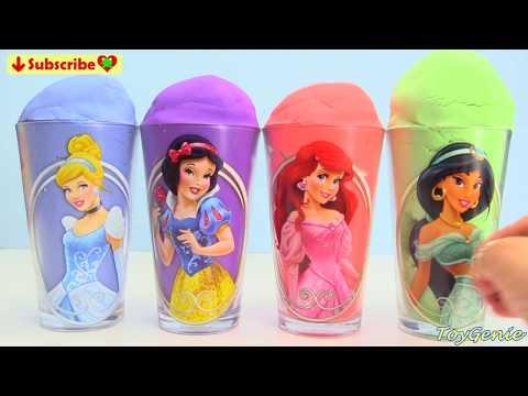 Disney Princess Digging For Surprises