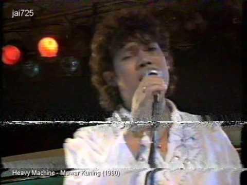 Heavy Machine - Mawar Kuning (1990)