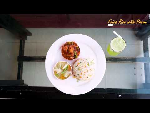 Food Budget Segment | Lunch in 300 taka | Bashundhara R/A