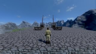 Medieval Engineers: Let's Build A Trebuchet Together!