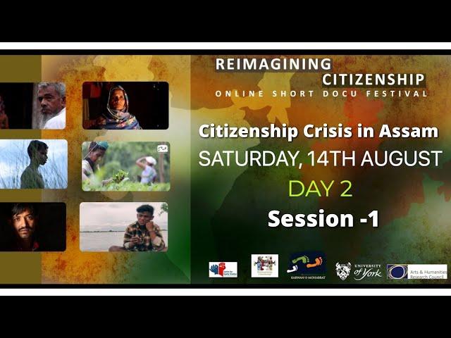 Day 2 - Reimagining Citizenship | Session 1 | Online Short Docu Festival | Karwan e Mohabbat