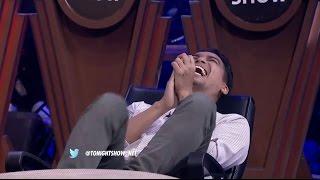 Mario Irwinsyah Ngakak Lihat Desta Kecipratan pas Vincent Ngomong
