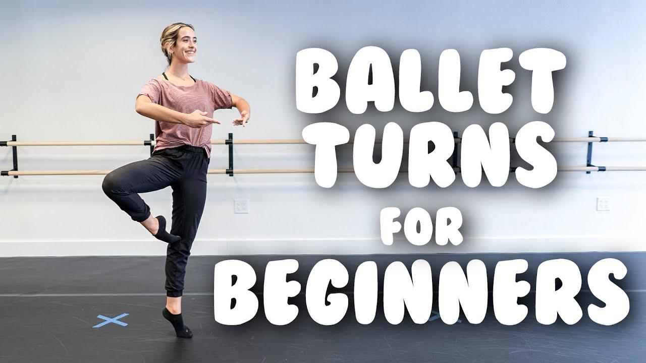 Download How To Do Basic Ballet Turns- Beginner Ballet Turn Tutorial