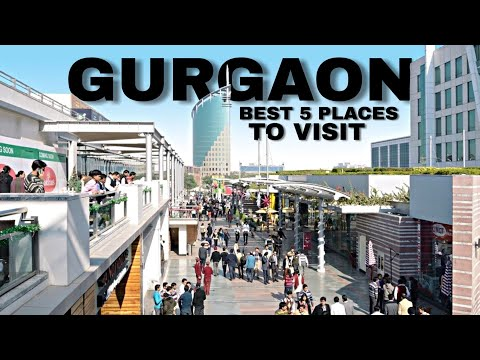 Top 5 Places To Visit In Gurgaon