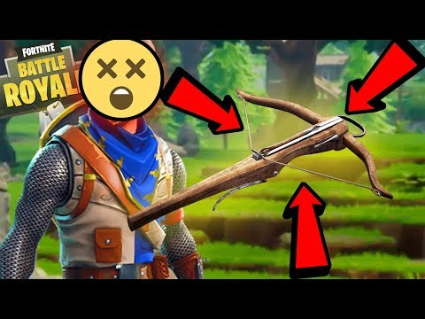 Fortnite Passes PUBG With 3.4 Million Concurrent Players NEW CROSSBOW UPDATE