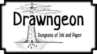 Drawngeon : Dungeons of Ink and Paper - (Classic Dungeon Crawler RPG)