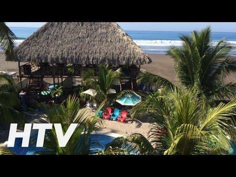 Sabas Beach Resort, Hotel en La Libertad, El Salvador