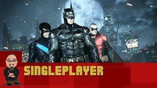 Ejderha ve Pintipanda'yla Batman Arkham Knight İncelemesi - Singleplayer