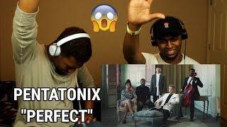 Pentatonix Perfect Official Audio Reaction