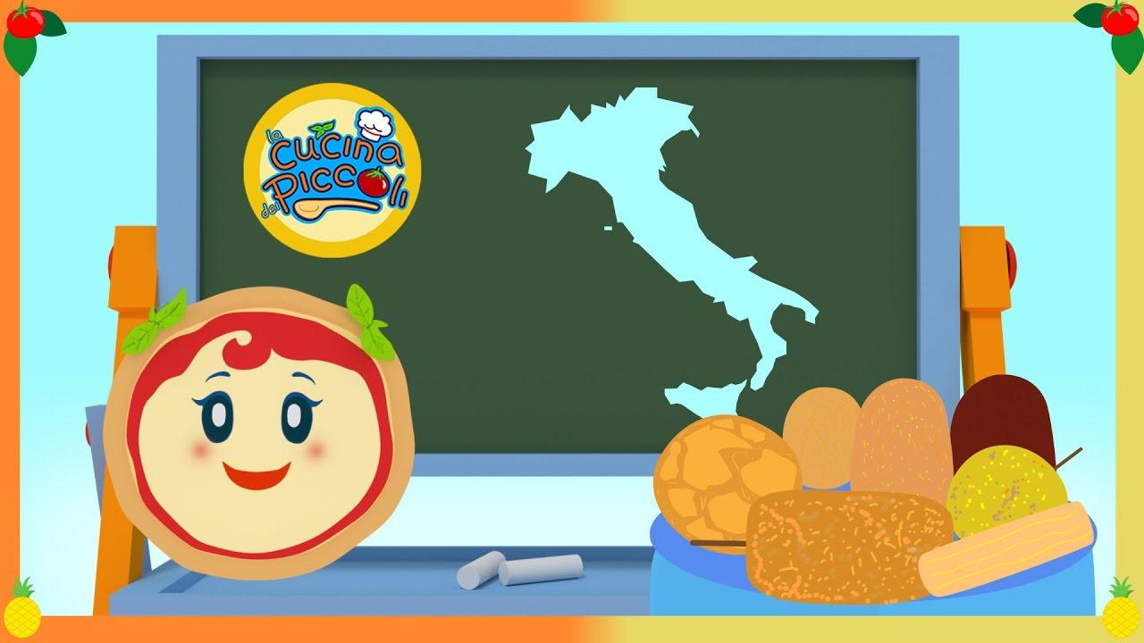 La cucina tradizionale italiana: Roma e Lazio - Margherita e gli ...