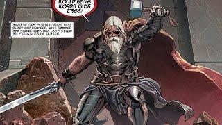 THOR EL CARNICERO DE DIOSES (Thor vs galactus)