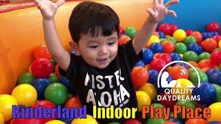 Las Vegas Kinderland Indoor Playground [4K]