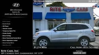 Used 2011 Hyundai Santa Fe | Rite Cars, Inc, Lindenhurst, NY