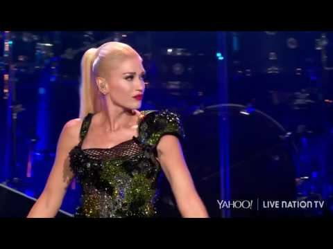 Don't Speak ~ Gwen Stefani Live TIWTTFL Tour Xfinity Center Mansfield, MA