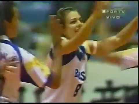 1996 World Super Challenge Brasil 3x0 Cuba