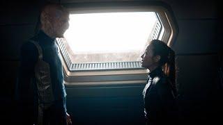Star Trek: Discovery | Saru And Georgiou Clash (S3, E2)