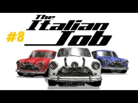 PLAYSTATION 1 - The Italian Job #8: Big William