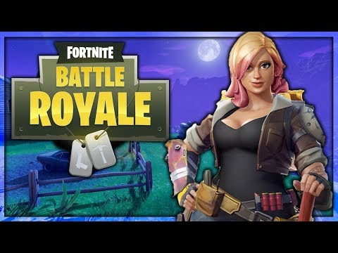 Trying out some Fortnite take 2