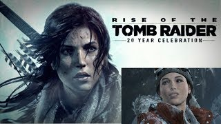 Os desafios de Lara Croft em Rise of the tomb raider  # 1
