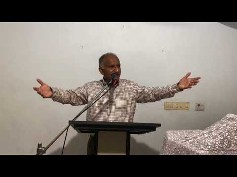 How to settle our disputes? By Dr Babu M George @ Kalamassery church(Malayalam Sermon)