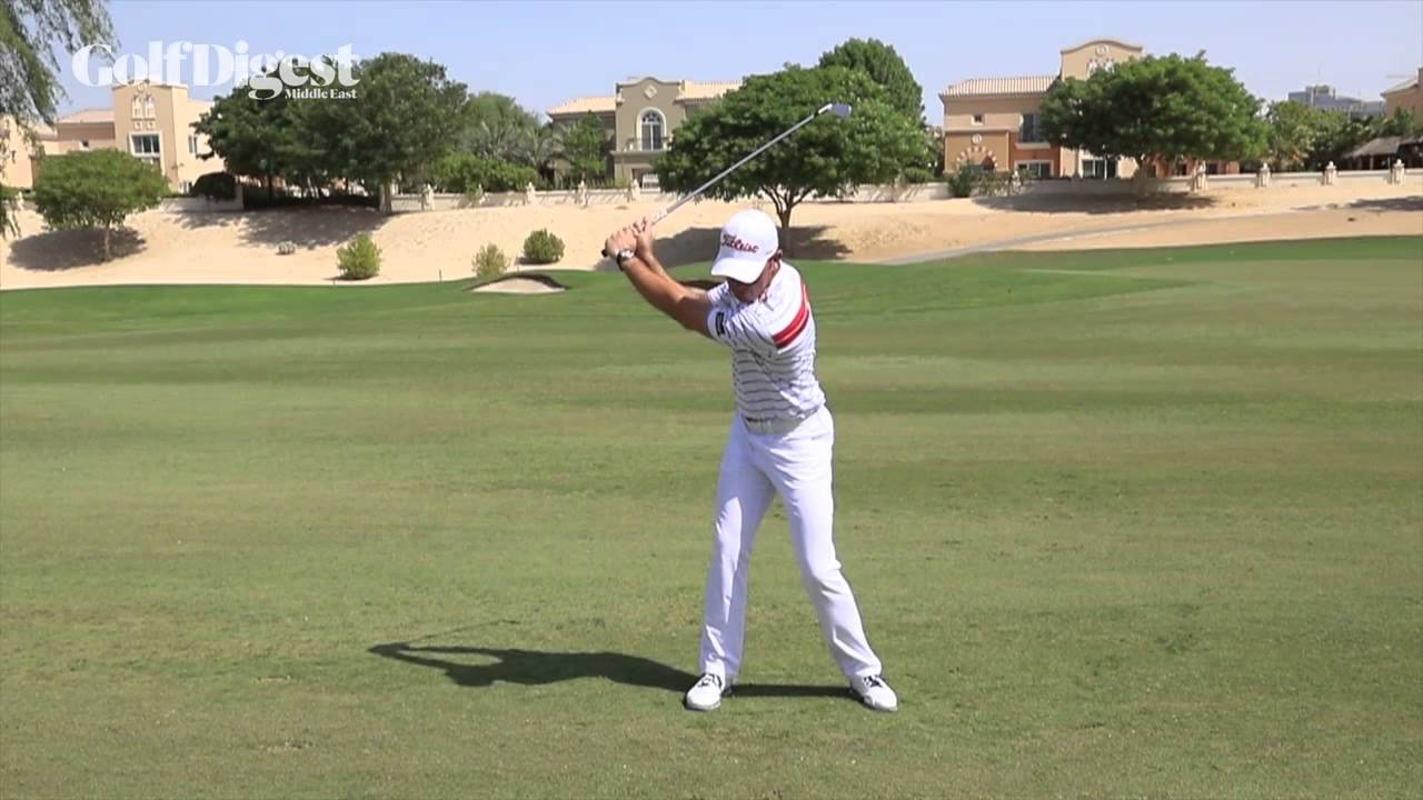 Talking Transition: Breaking Down This Crucial Part of the Swing