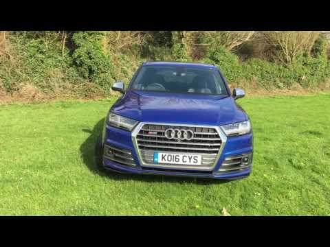 Audi SQ7 - Exchange and Mart Review