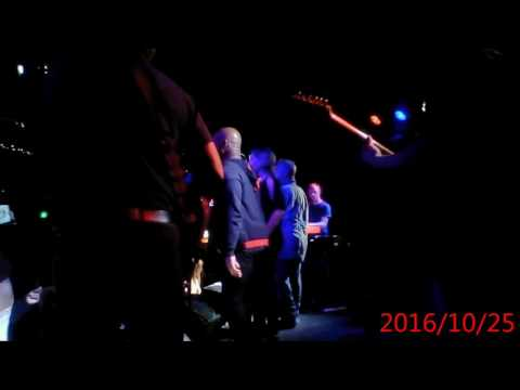 Sitting in with The Combo - 10/24/16 - Set Three