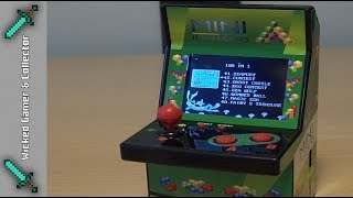 8bit Retro Arcade / 108 in 1 \ China Mini Joystick Portable Multi Gaming Handheld