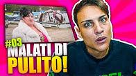 MALATI DI PULITO #3: L'EPISODIO più SCHIFOSO di SEMPRE!