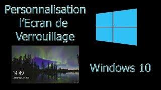 05 - Personnaliser l'écran de verrouillage screenshot 2