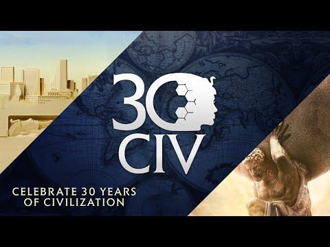 30. rocznica serii gier Civilization