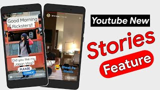 Youtube Stories Feature ! what is youtube Stories feature