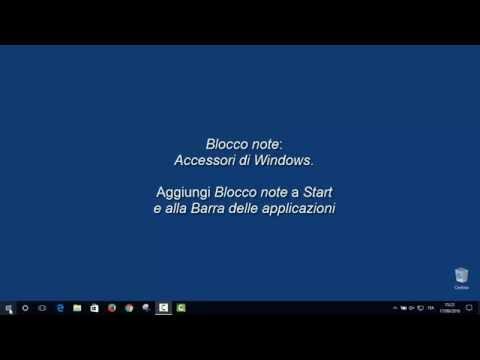HTML 5: Crea, Edita E Salva Un File .html Con Blocco Note Di Windows