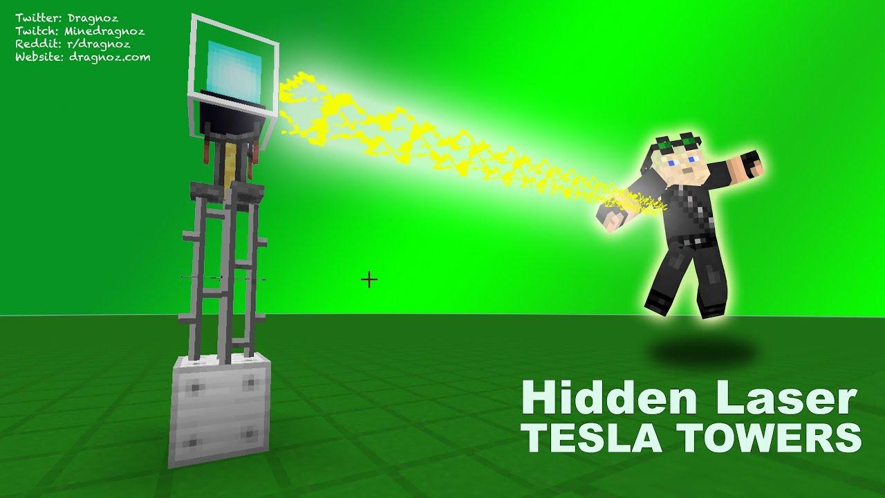 Placeable Hidden Tesla Laser Towers Clan Wars In