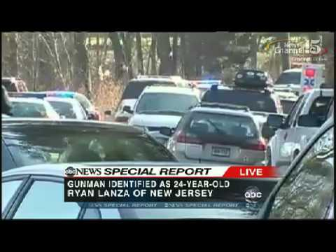 LIVE: State police in CT address school shooting