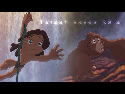 Tarzan 2 - Tarzan saves Kala (HD)