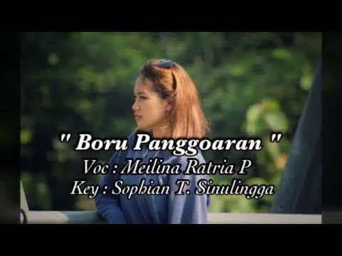 Suara emas boru jawa lagu batak Boru panggoaran - Meilina ratria p
