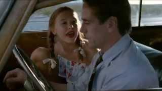 (Lolita 1997) Lolita flirts with Quilty