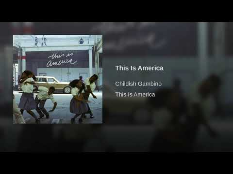 Childish Gambino - This Is America (Clean version)