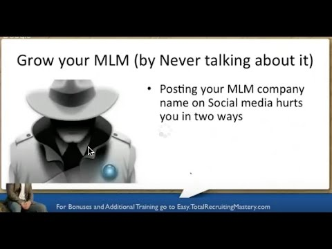 Total Recruiting Mastery by Ray Hidgon - Full Pro Recruiting Webinar