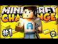 Minecraft MINING CHALLENGE #1 - Ali-A vs Vikkstar123!