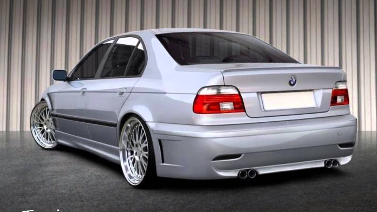 bmw 5 series e39 tuning body kits youtube. Black Bedroom Furniture Sets. Home Design Ideas