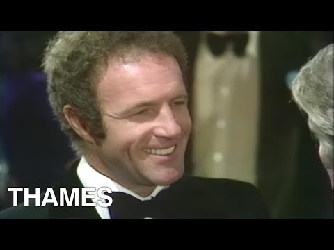 James Caan interview | Hollywood actor | Royal Premier | 1975 ...