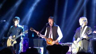 Paul McCartney - Irving Plaza NYC 2-14-15 - One After 909