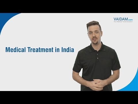 Medical Travel to India ? Experience the Vaidam Difference.